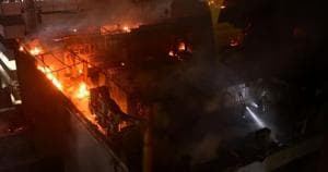 Following the fire at Kamala Mills compound in December last year, the issue of hotel owners violating fire safety norms had come to the fore.