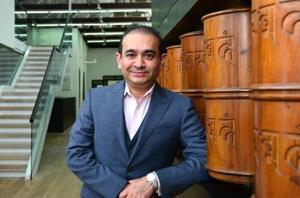 PNB fraud accused Nirav Modi.