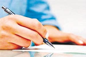 Approximately 17.08 lakh students had appeared in the intermediate examination while 17.70 lakh students had taken matriculation exam. File Photo