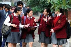 Around half-a-million students appeared in the Central Board of Secondary Education's (CBSE) from Class 10 and 12 final exams in more than 150 centres across Jharkhand on Monday.