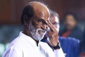 """Actor Rajinikanth has said he will float a political party that will practise """"spiritual politics"""" and contest in all of Tamil Nadu's 234 constituencies in the next assembly elections."""