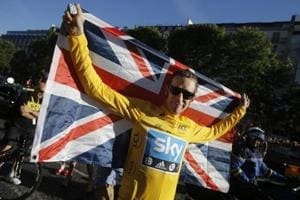 Sir Bradley Wiggins used a banned powerful corticosteroid to enhance...