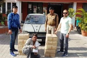 Owing to its proximity to Haryana, western Uttar Pradesh, and Himachal Pradesh, illicit trade of drugs and banned liquor is high in Dehradun.