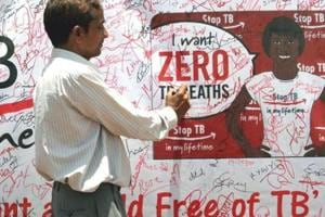 Tuberculosis causes 250,000 deaths in India each year.