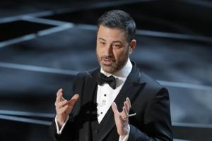 Oscars 2018: Jimmy Kimmel's second go-around records all-time low...