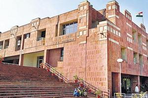 JNU students see red as mess fee hiked by 100%