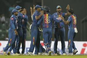 Follow highlights of India vs Sri Lanka, 1st T20, Nidahas Trophy Tri-Nation Series 2018, here. Sri Lanka beat India by 5 wickets in the first T20 in Colombo on Tuesday.