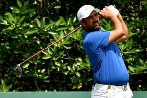 Shiv Kapur is hoping to do well at the Indian Open starting from Thursday.