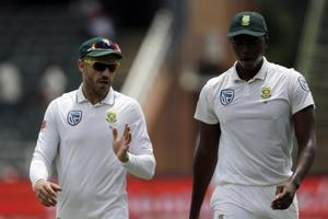 South Africa captain Faf du Plessis has said his side must find ways...