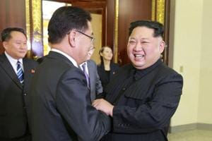 North Korea makes 'agreement' with South Korea after historic meeting