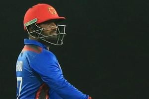 ICC World Cup Qualifiers: Afghanistan's Mohammad Shahzad suspended for...