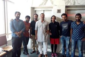 Kaala: Nana Patekar completes dubbing for his role in the film