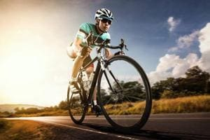 Cycling causes the most number of fractures among all sports related...