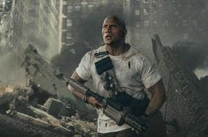 Rampage to hit theatres week early after Avengers: Infinity War...