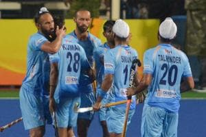 India men's hockey team mauls Malaysia 5-1 to stay afloat in Sultan...