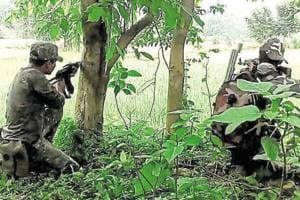 Two BSF men killed in encounter with Maoists in Chhattisgarh