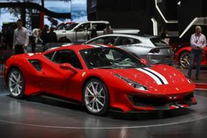The most expensive sports cars you can buy are on show at Geneva- Here's what they cost