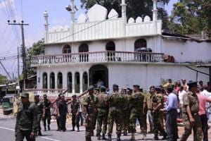 Photos: Sri Lanka declares state of emergency after anti-Muslim...