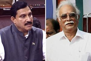 Two TDP ministers resign from Modi govt over Andhra special status...