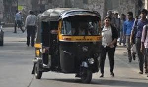 The Wadala Regional Transport Office (RTO) on Monday suspended his driving licence along with autorickshaw permit.