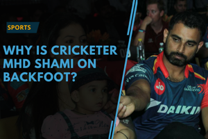 Cricketer Mohammad Shami is on a sticky wicket – both on personal and...