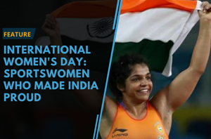 Women athletes have always been at the forefront of Indian sports....