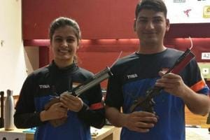Amid shooting World Cup high, Manu Bhaker vows not to be bogged down...