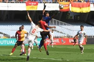 NEROCAFCand East Bengal FCplayed out a draw in their I-League encounter in Kolkata on Thursday.