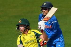 Australia women's cricket team defeats India A by seven wickets