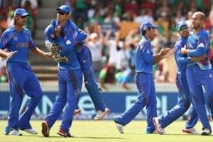 Afghanistan's cricket World Cup hopes all but over after Hong Kong...