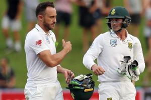 Faf du Plessis defends Quinton de Kock, Steve Smith calls for calm...