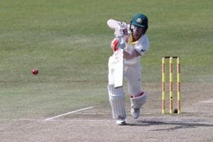 David Warner hits out at 'vile, disgusting' wife jibe by Quinton de...