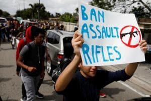 Florida passes bill to restrict guns, arm some teachers