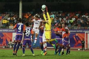 FC Pune City and Bengaluru FC left themselves with everything to do in...