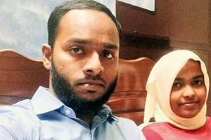 Hadiya, a Hindu convert, married a Muslim youth Shefin Jehan in 2016. The marriage was later annulled by the Kerala high court.