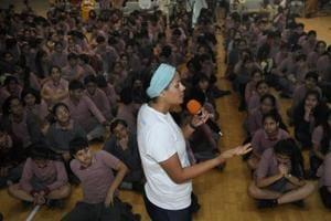 Indian volunteer Srishti Bakshi wins Commonwealth Point of Light award