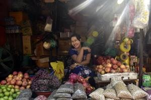 Photos: In the northeast, small-scale markets spell autonomy for women