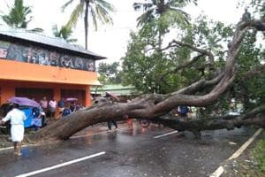 Ockhi was the deadliest storm to hit India's coast after supercyclone...