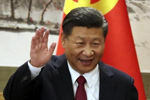 China president, commander-in-chief, now living Buddhist deity: Xi...