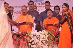 The CM felicitated 12 women sarpanch, 11 sanitation crusaders and seven officials on this occasion.