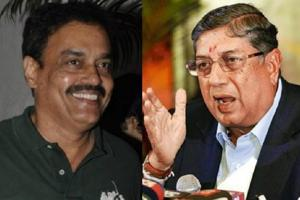 N Srinivasan has said he didn't have anything to do with Dilip Vengsarkar's sacking as Indian cricket team selector.