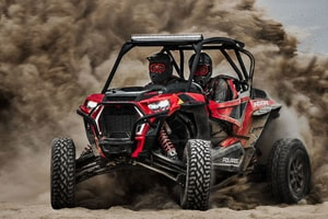 Want to live your Mad Max fantasy? Ditch the bike, go for a -28k Polaris Dune Buggy