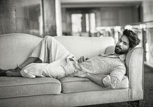 Shahid Kapoor's awkward conversation with a stranger
