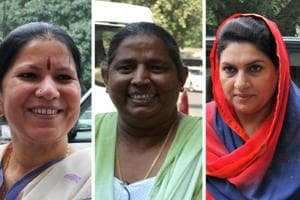 Women power on display in Haryana assembly
