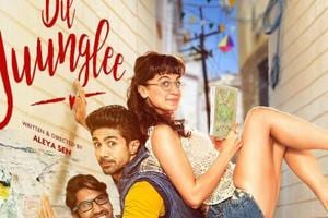 Dil Juunglee movie review: Taapsee Pannu and Saqib Saleem save the film from becoming unbearable.