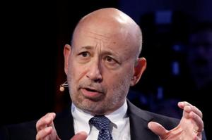 Goldman CEO Lloyd Blankfein prepares to exit as soon as year-end:...