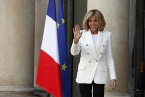 Decoding presidential style: Is Brigitte Macron the first lady of...