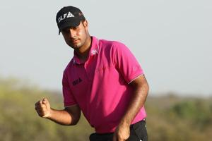 Shubhankar Sharma, after course record at Indian Open golf, should aim...