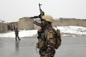 10 policemen killed in Taliban attack on army outpost in Afghanistan