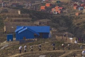 Myanmar says it would like to see 'clear evidence' of Rohingya...